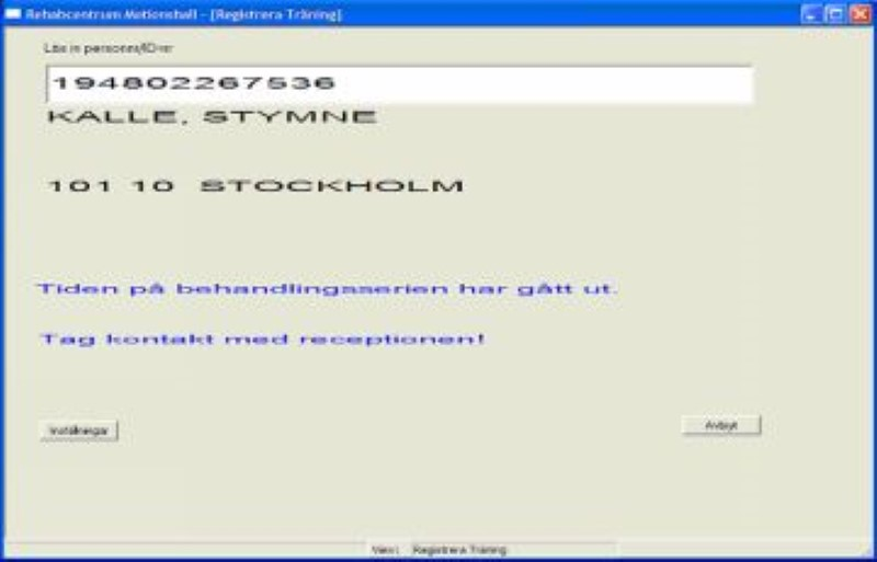 Passersystem 2 WinEazy Guld