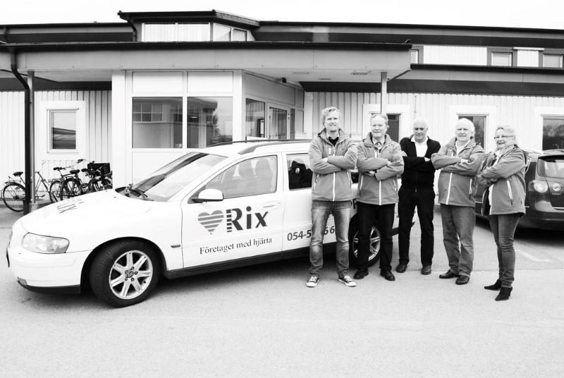 RixData | Företaget med hjärta
