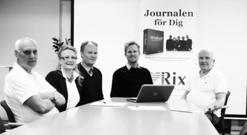 Journalsystem Sjukgymnast | RixData