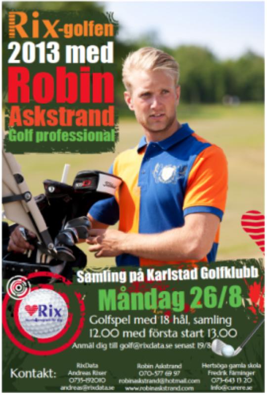 Rix-Golfen 2013