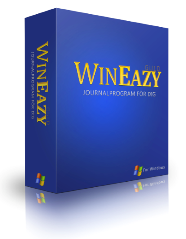 WinEazy Guld journalprogram
