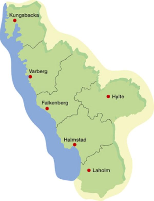 Mimer Region Halland