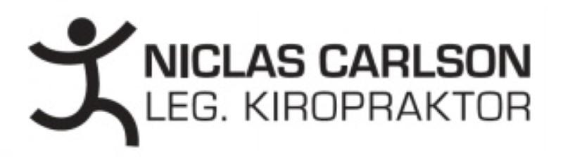 Niclas Carlson Banner