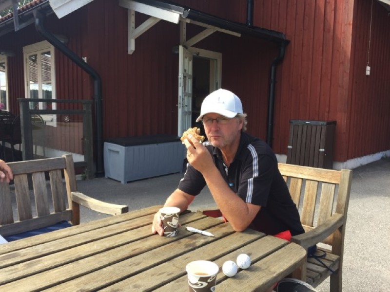 Sjukgymnastgolfen 2015 Mälarö GK Ekerö | Kjell-Åke Claesson Ortophysio| Sponsor RixData Journalsystem