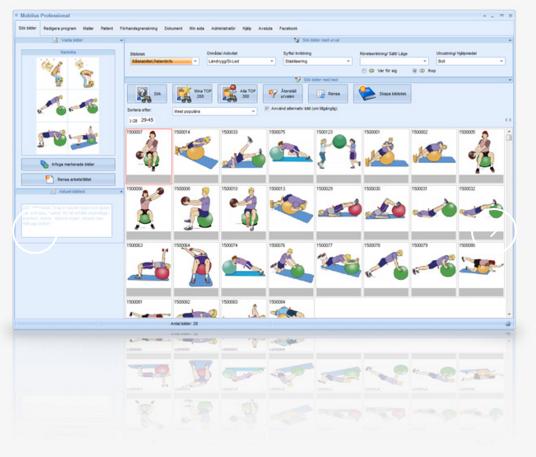 Mobilus träningsprogram | RixData