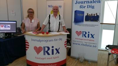 Idrottsmedicinskt vårmöte 2016 Karlstad | RixData journalsystem