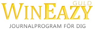 WinEazy Guld | Journalprogram för dig - RixData