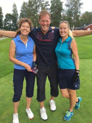 RM i golf Sjukgymnaster/Fysioterapeuter 2016