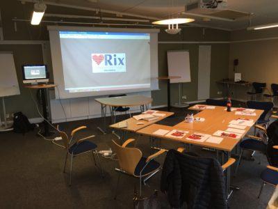 Utbildningsdag Ängelholm RixData journalsystem