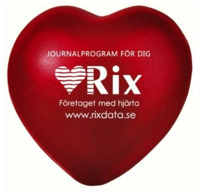 Företaget med hjärta - RixData journalprogram