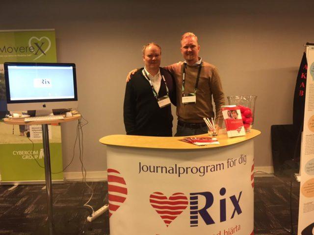RixData journalsystem | Fysioterapi 2017