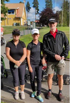 Riksmästerskap i golf för sjukgymnaster/fysioterapeuter i Boden 2018 (Sjukgymnastgolfen)