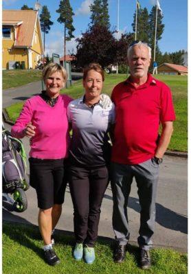 Riksmästerskap i golf för sjukgymnaster/fysioterapeuter i Boden 2018
